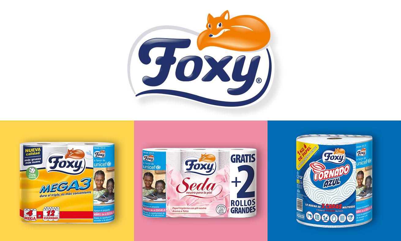 Caso de éxito FOXY y G4
