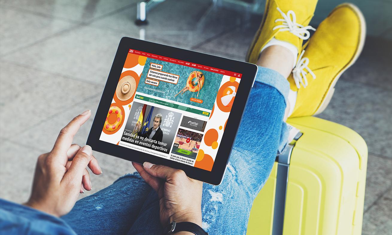 Campañas digitales en medios online