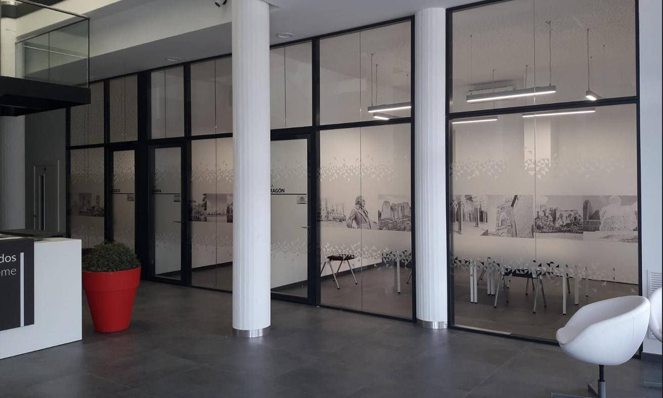 Decoración de espacios interiores