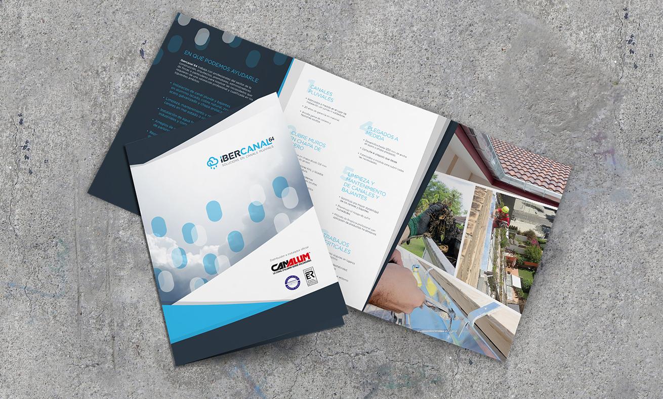 Diseño y producción de catálogos